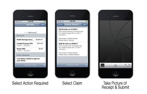 Moblie App FSA Administration